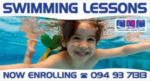 Swim Lessons Enrolment