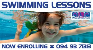 Swim Lessons Enrolment